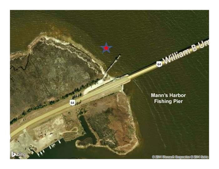 Manns Harbor West Pier