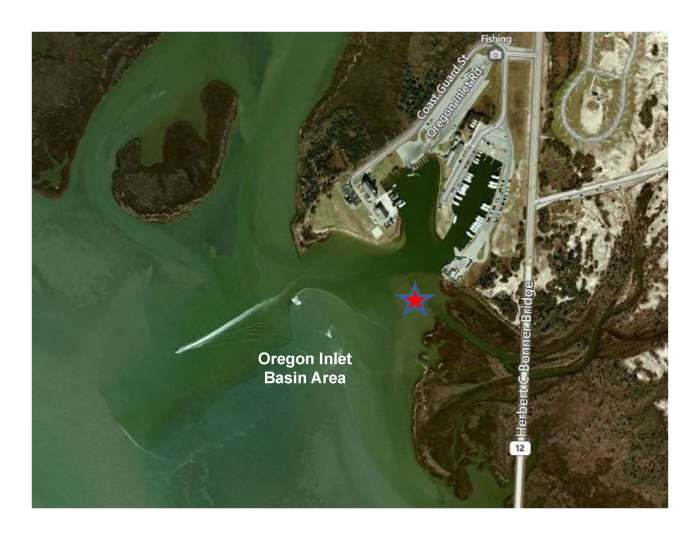 Oregon Inlet Basin Close - Presentation