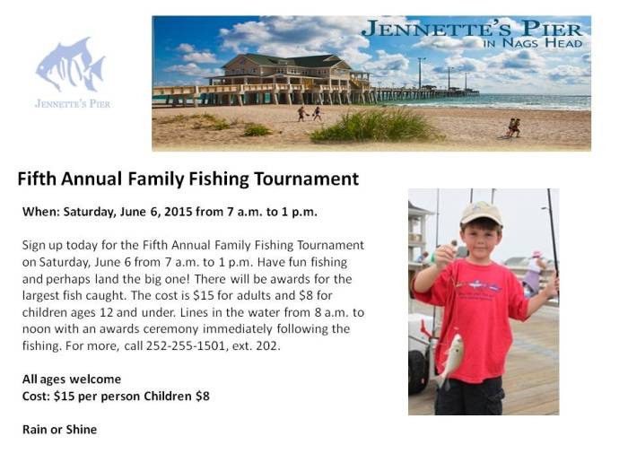 5th Annual Family Fishing Day 2015