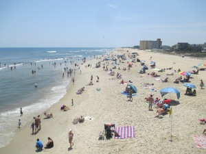 Nags Head Beach